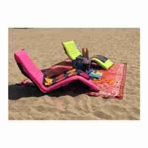 Beach-Lounger verstelbaar (verkrijgbaar in 7 kleuren)