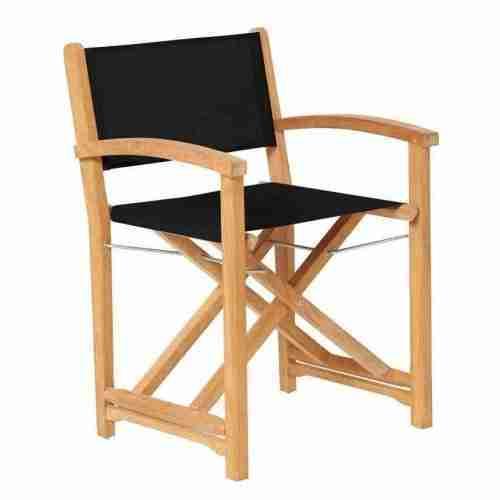 Kate director chair / klassieke regisseur stoel