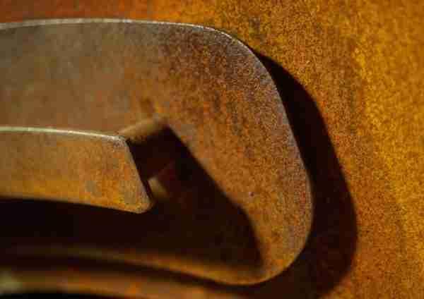 Sebios Tuinhaard Allegro 229 Cortenstaal