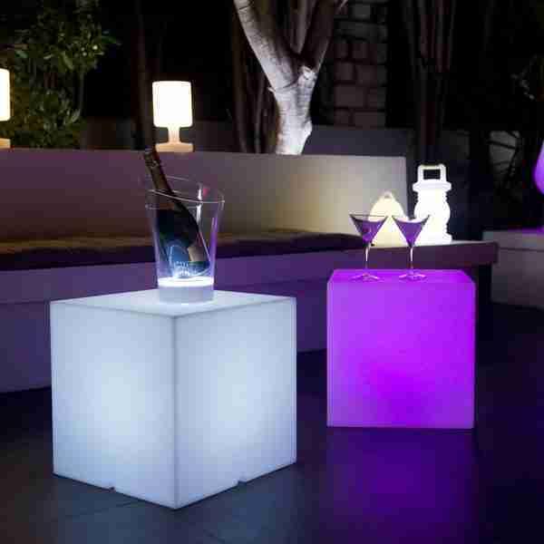 Lumisky Carry LED 7 kleuren RGB met afstandsbediening + draadloos