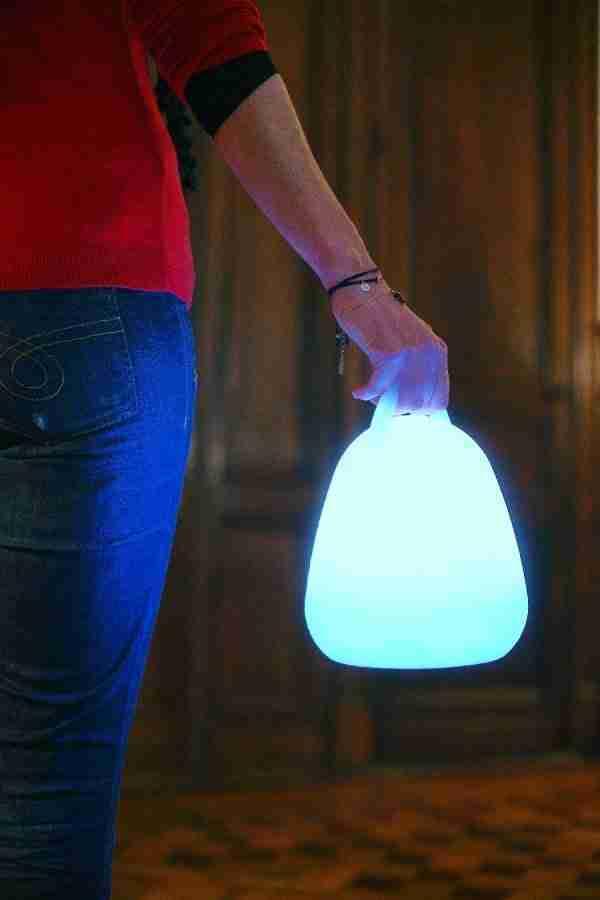 Lumisky Liberty – draagbare LED tafellamp