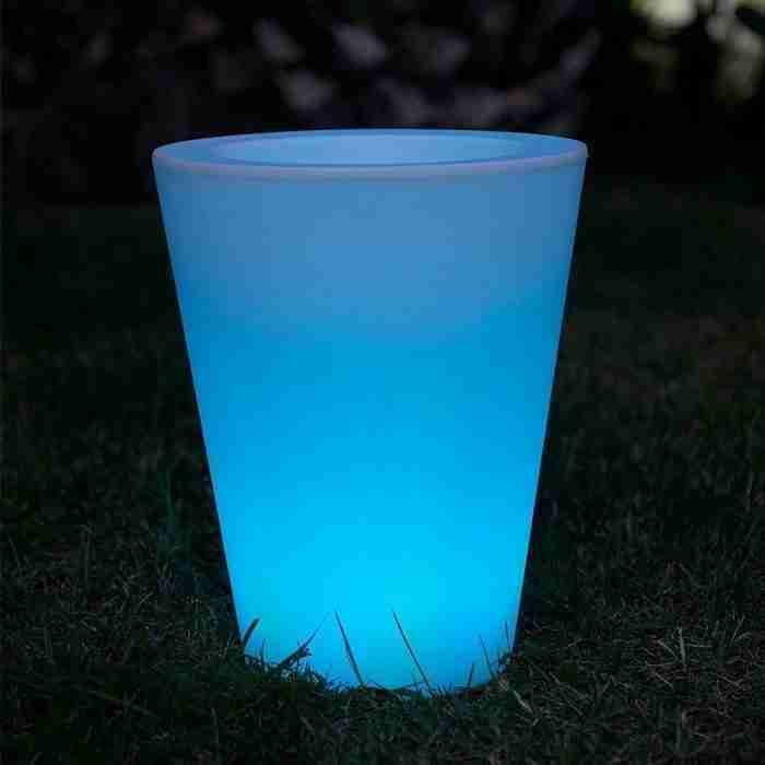 Lumisky Cosmy C4O, LED multicolor bloempot/bloembak