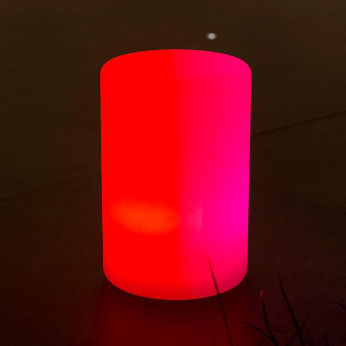Lumisky Easy LED 7 kleuren RGB met afstandsbediening + draadloos
