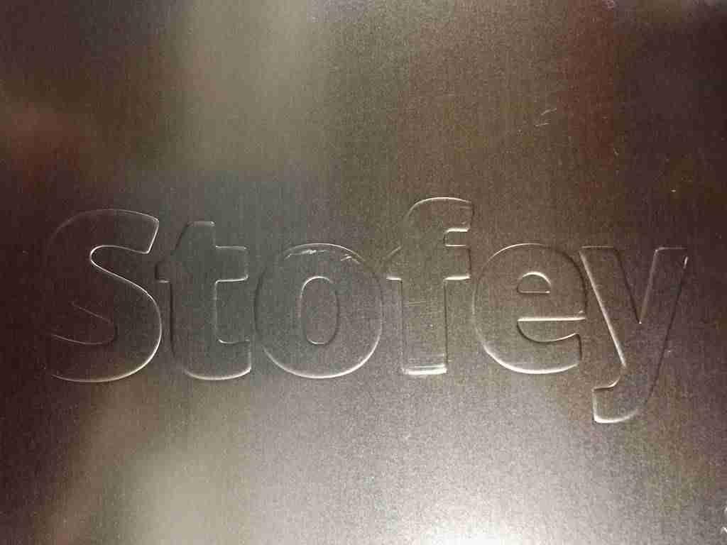 Stofey XL RVS buitenhaard