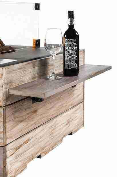 Cocoon Table Teakhout Nice & Nasty Rechthoek