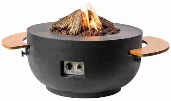 Cocoon Table Bowl Zwart