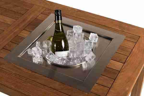 Cocoon Inbouw Wijnkoeler Vierkant