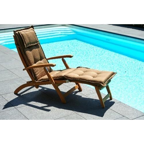Cool alexandra ligstoel with ligstoel hout buiten for Ligstoel buiten