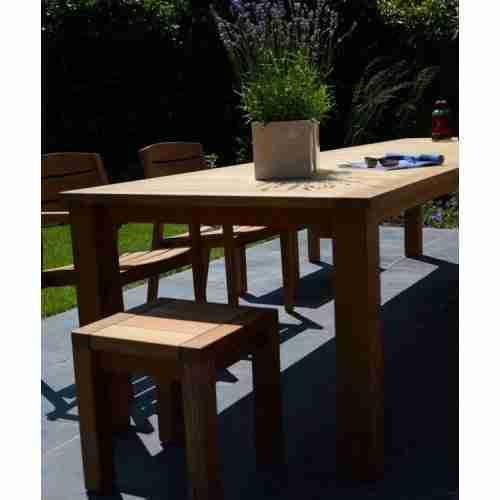 Maxima hocker – bijzet tafel