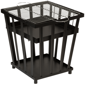 Vuurkorf Cube 50 Zitteninjetuin