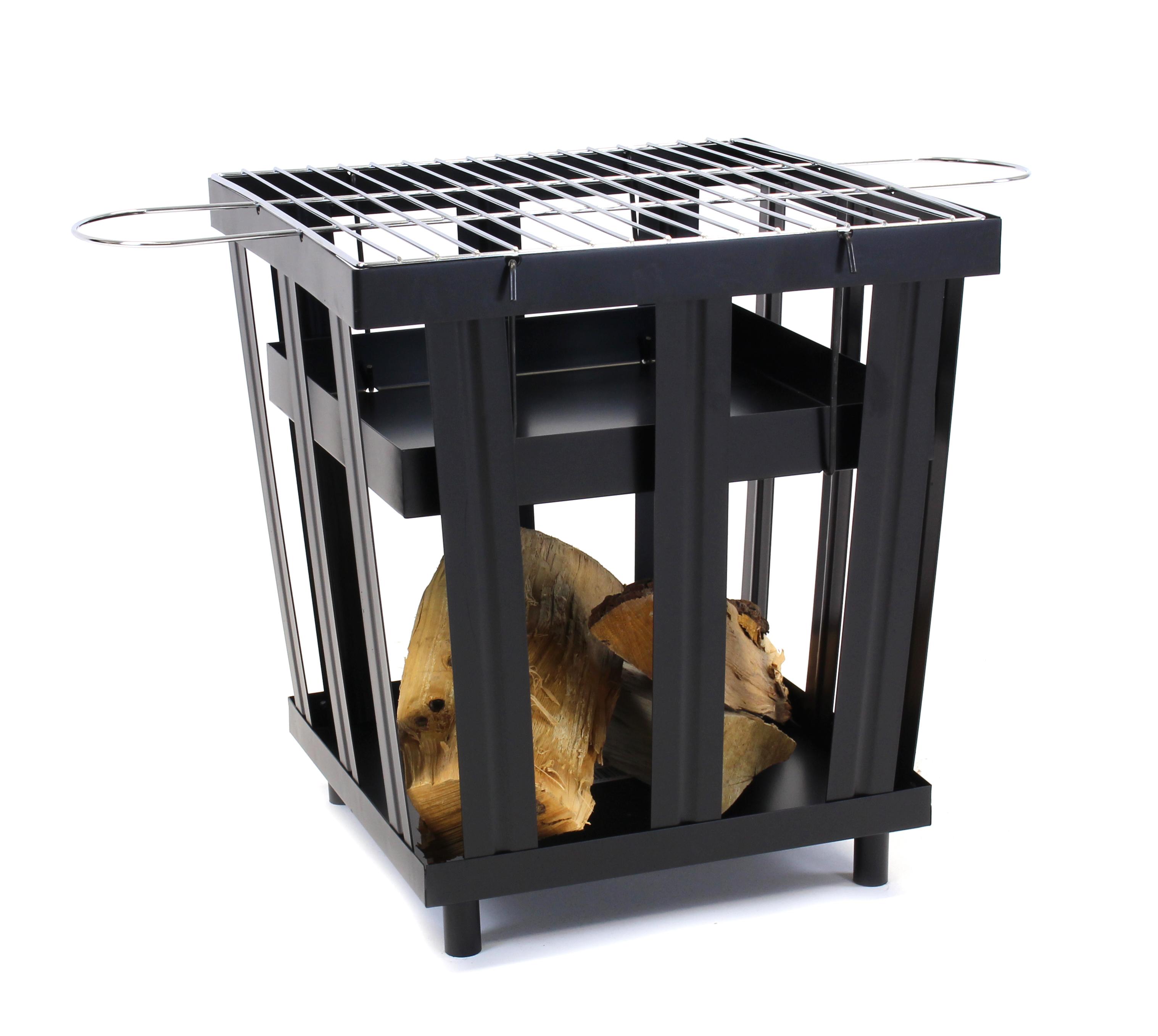 Betere Vuurkorf Cube 50 – Zitteninjetuin ZO-45