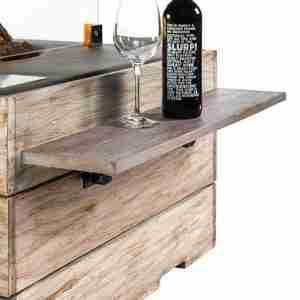 Houten Side Table Nice&Nasty Zitteninjetuin 1