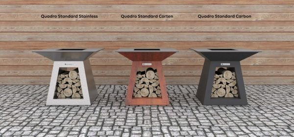 Quadro line vna Qun Garden art nu verkrijgbaar bij Zitteninjetuin