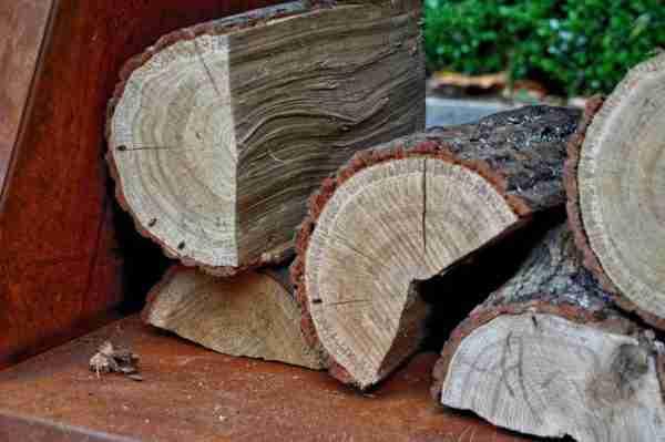 Quan Garden Art Quadro buitenkoken op hout