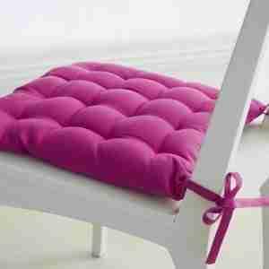 stoelkussens assise 40cm x 40cm. Black Bedroom Furniture Sets. Home Design Ideas