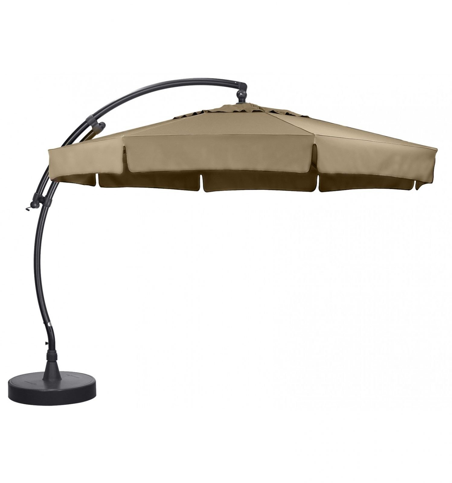 easy sun parasol kd 350cm klassiek. Black Bedroom Furniture Sets. Home Design Ideas