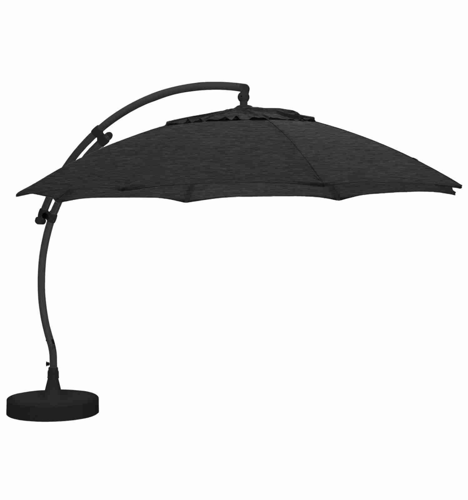 easy sun parasol kd 375cm. Black Bedroom Furniture Sets. Home Design Ideas